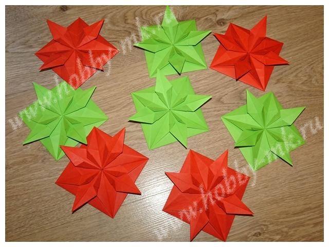 Готовим 8 элементов рождественского венка