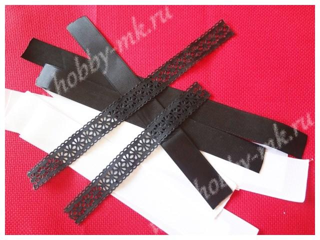 Ленты для галстука