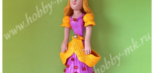 Принцесса из пластилина