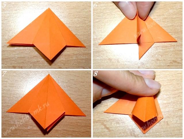 Как сделать сосульку на елку из бумаги ч.2