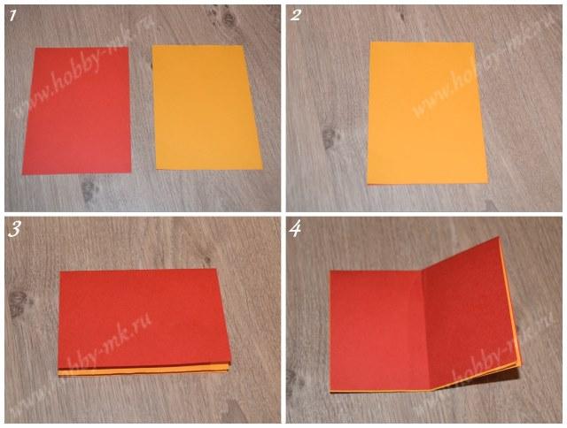 Как сделать бабочку в технике оригами, фото 1-4 из 17