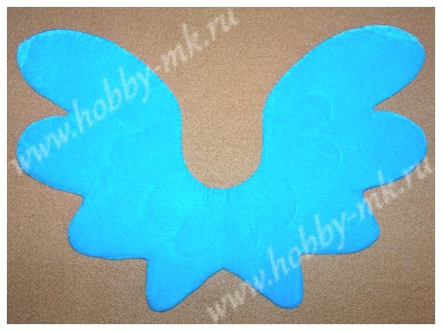 Крылья пони Радуги