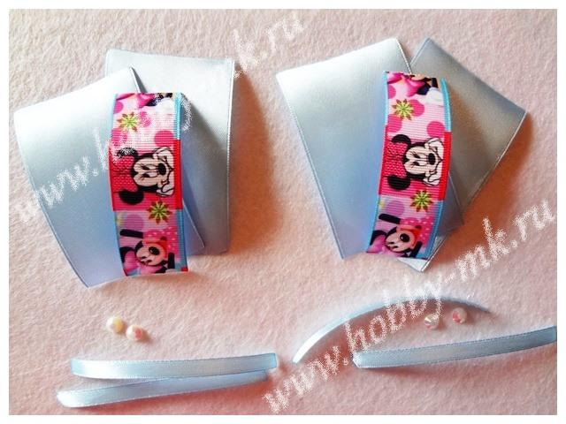 Материалы для изготовления конфеток из лент